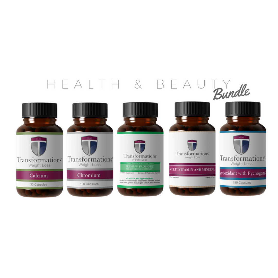 Transformations Medical Weight Loss Health & Beauty Bundle