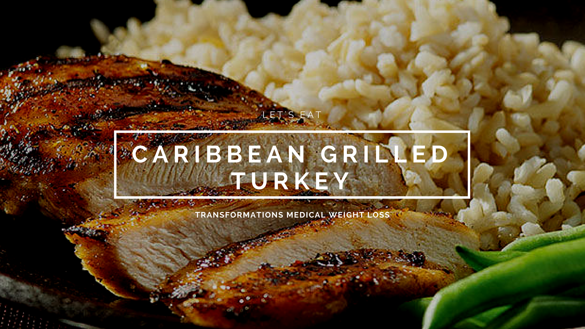 Caribbean Grilled Turkey