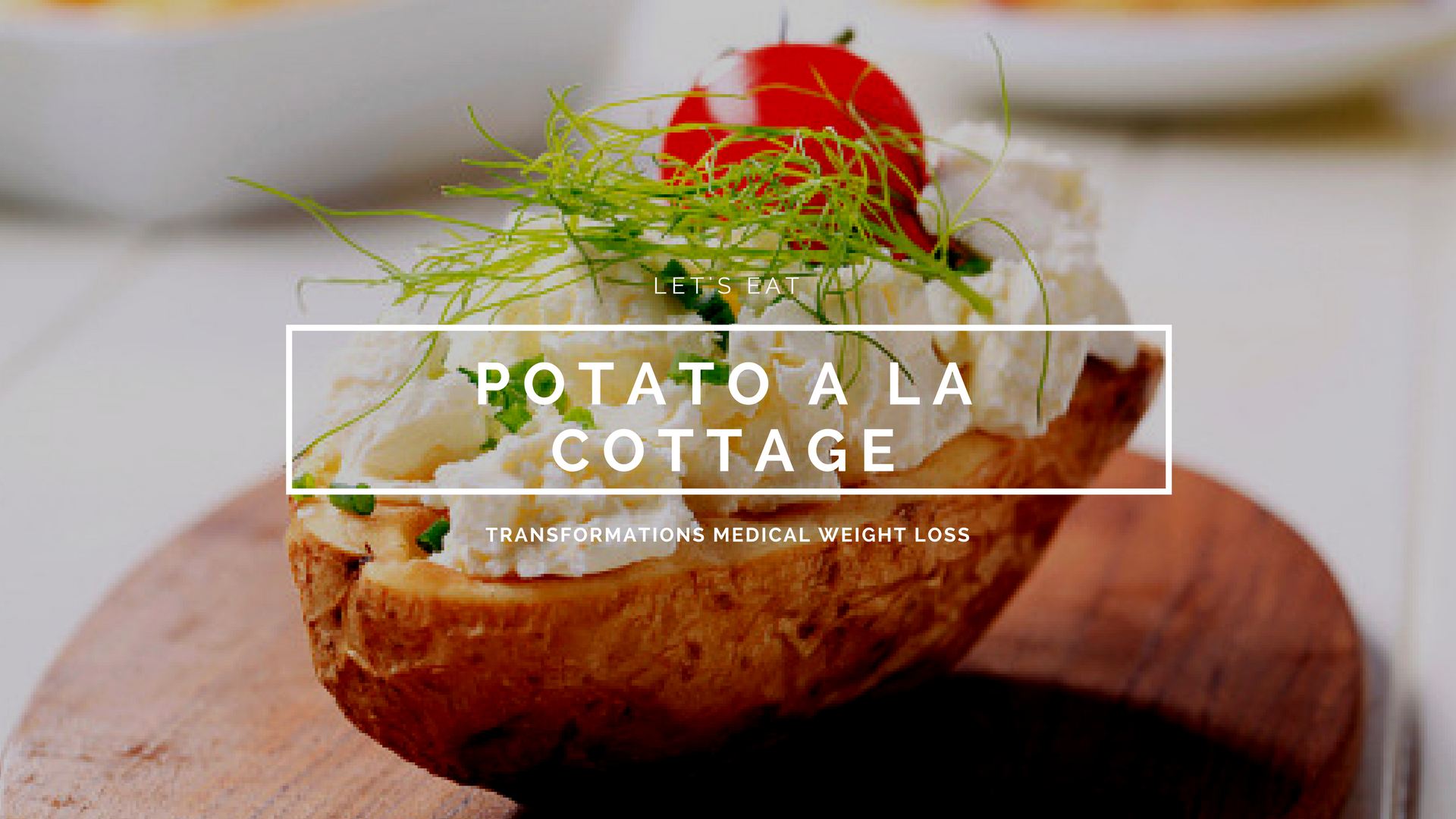 Potato a la Cottage
