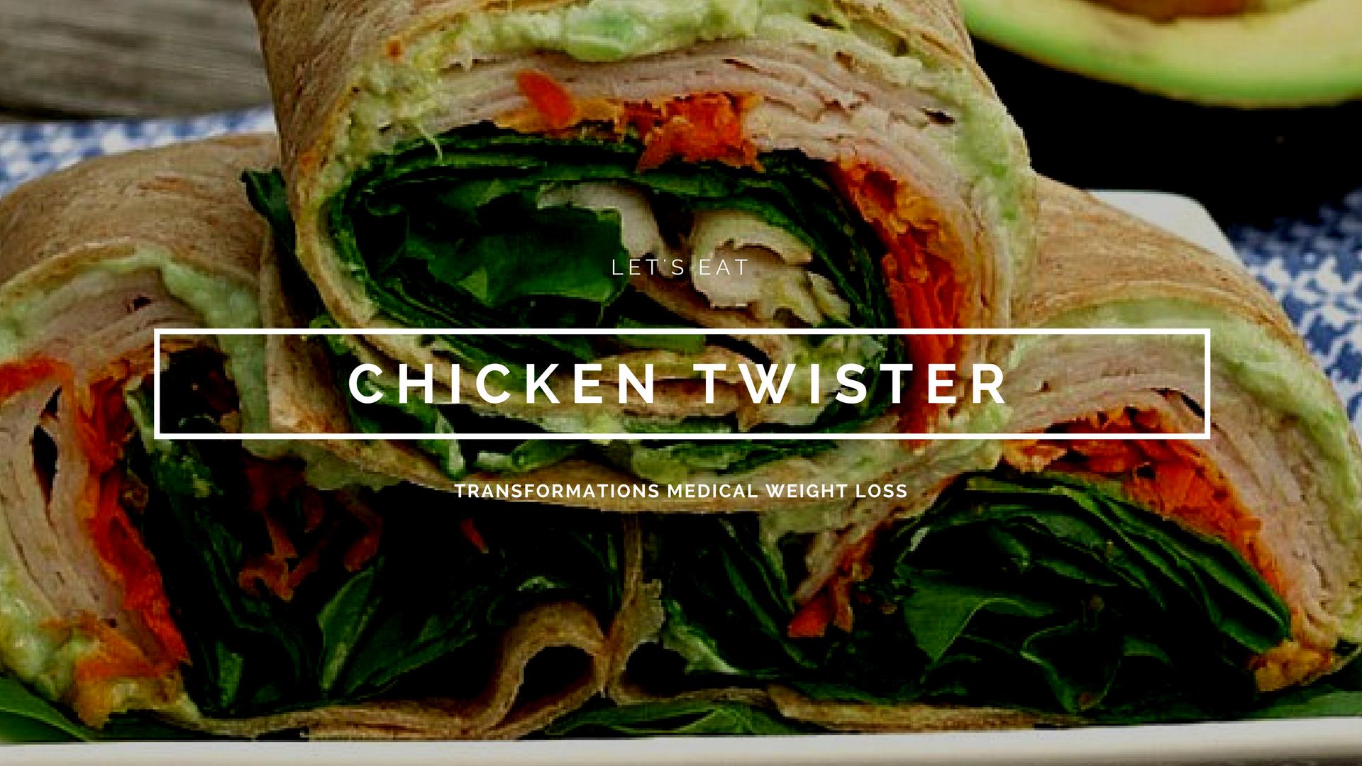Chicken Twister