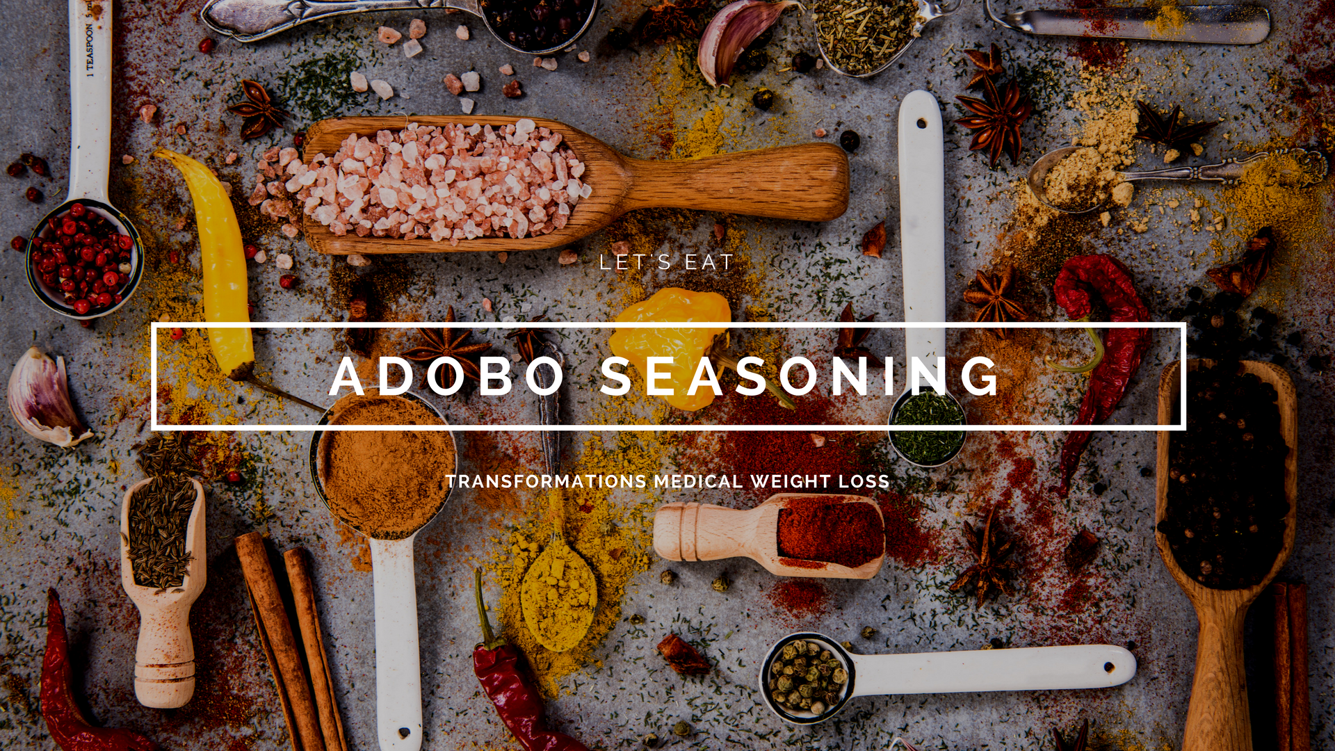 Salt-Free Seasoning  Adobo Seasoning