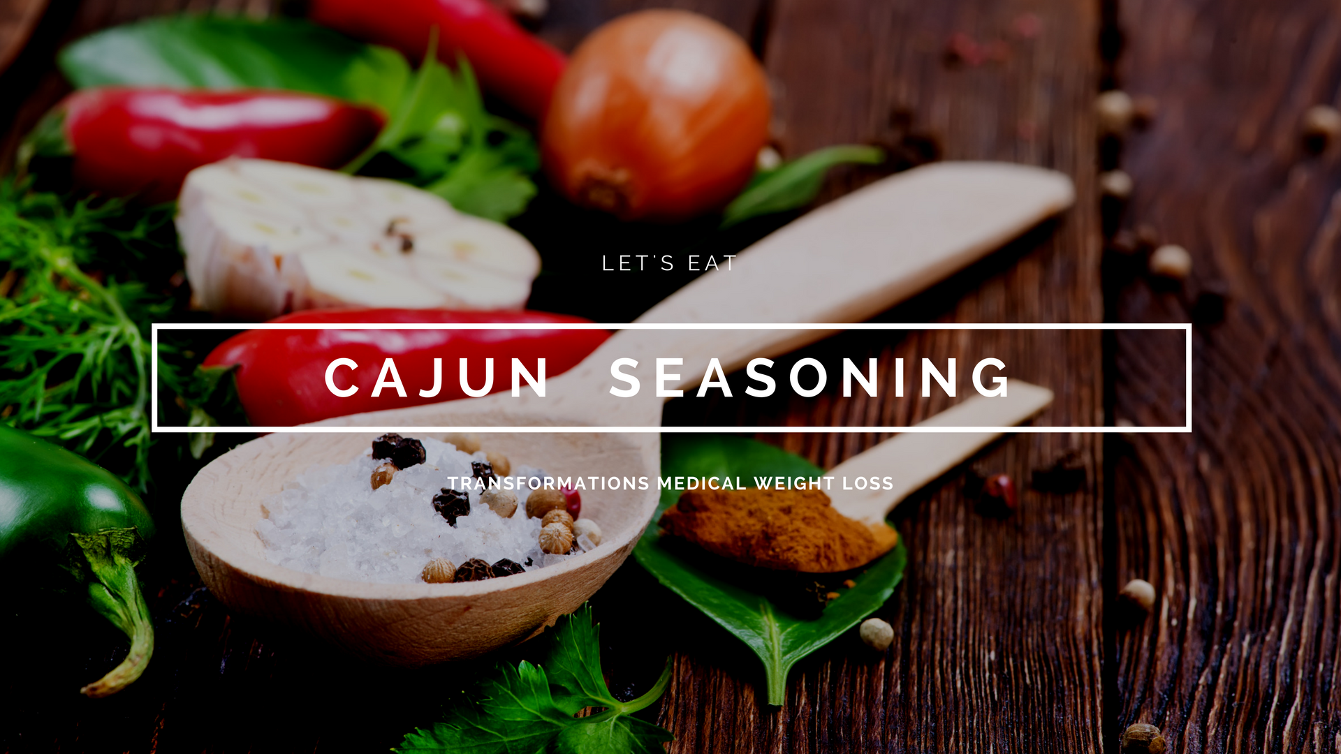 Salt-Free Seasoning |   Cajun Seasoning