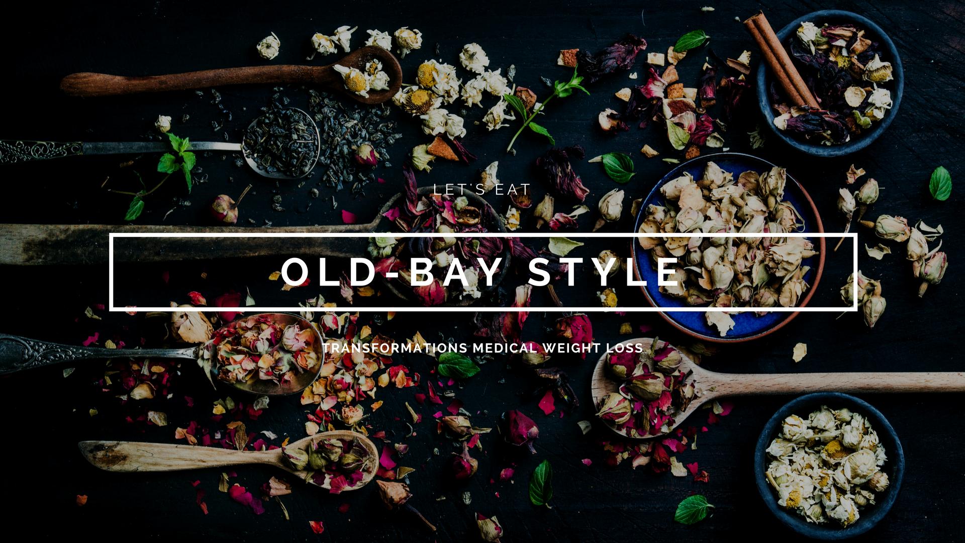 Salt-Free Seasoning    Old-Bay Style