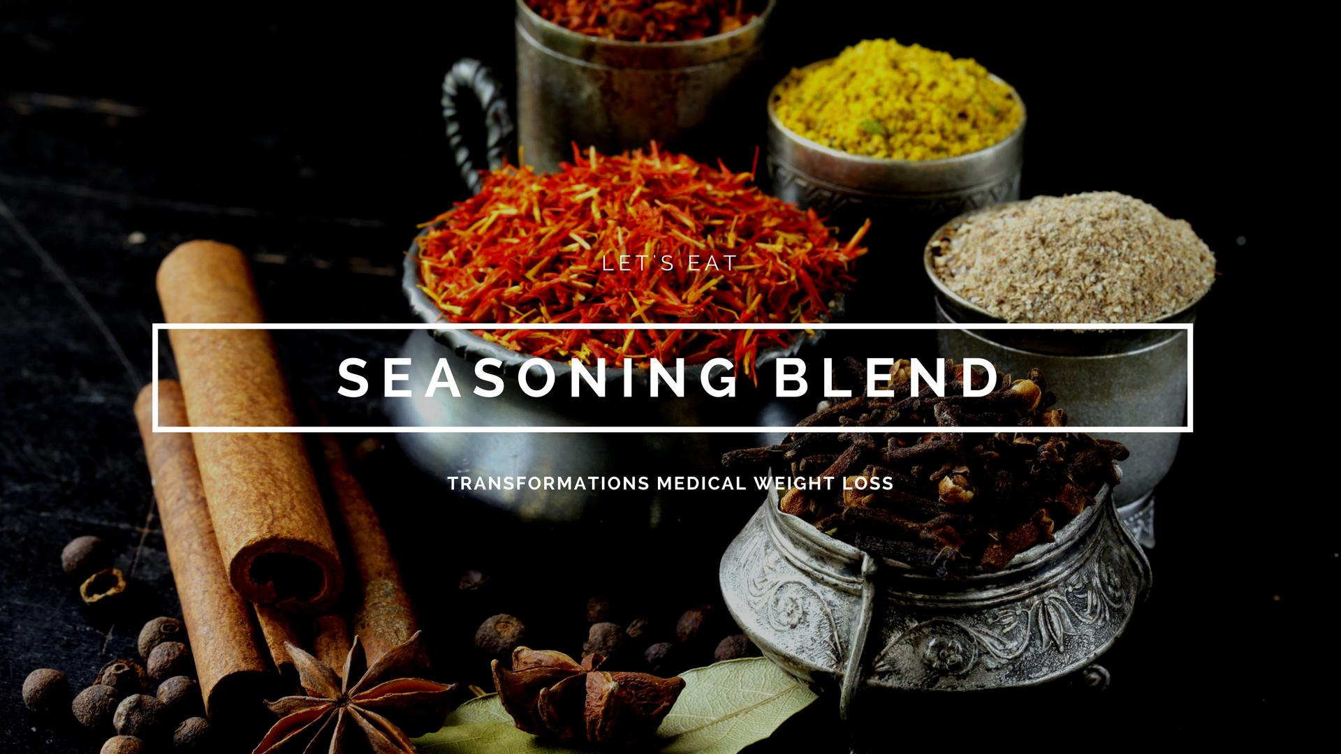 Salt-Free Seasoning   Seasoning Blend