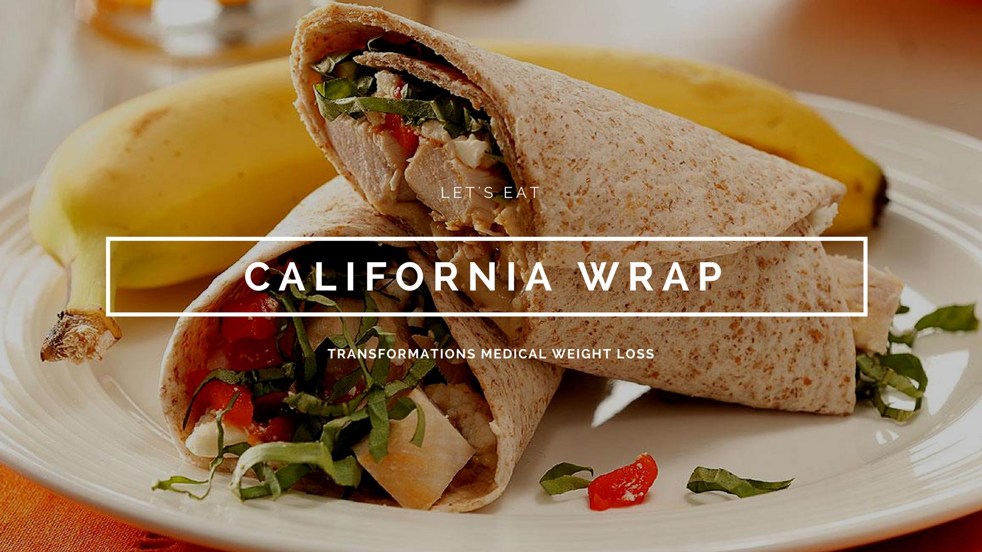 California Wrap