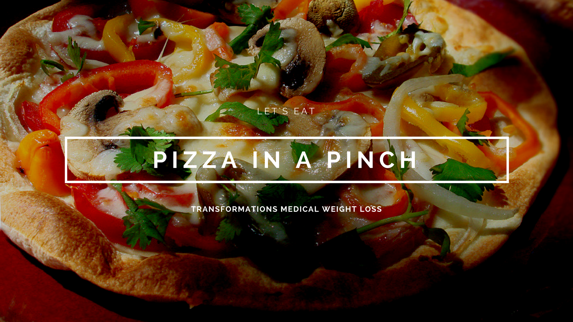Pizza In A Pinch