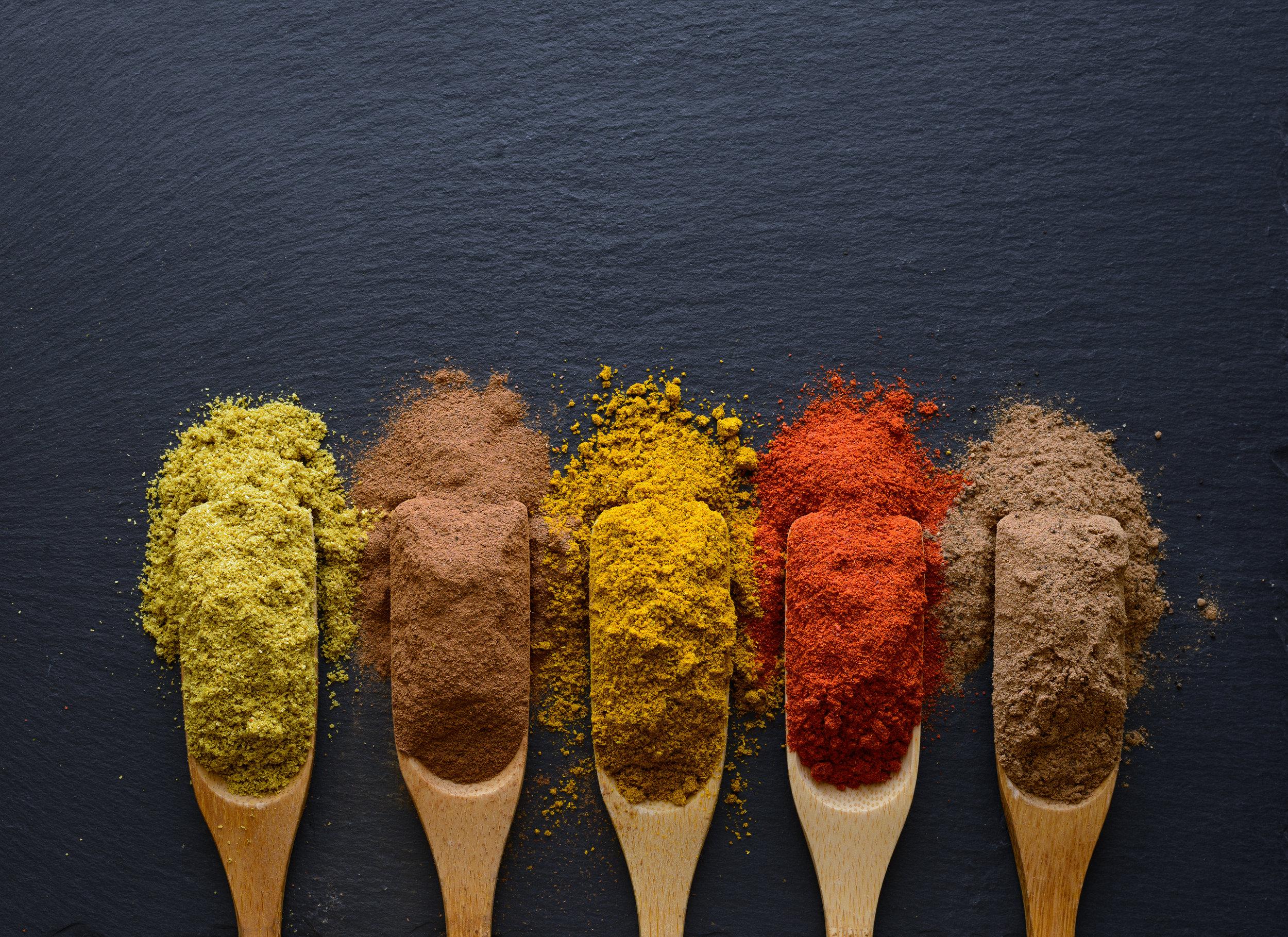Seasonings -