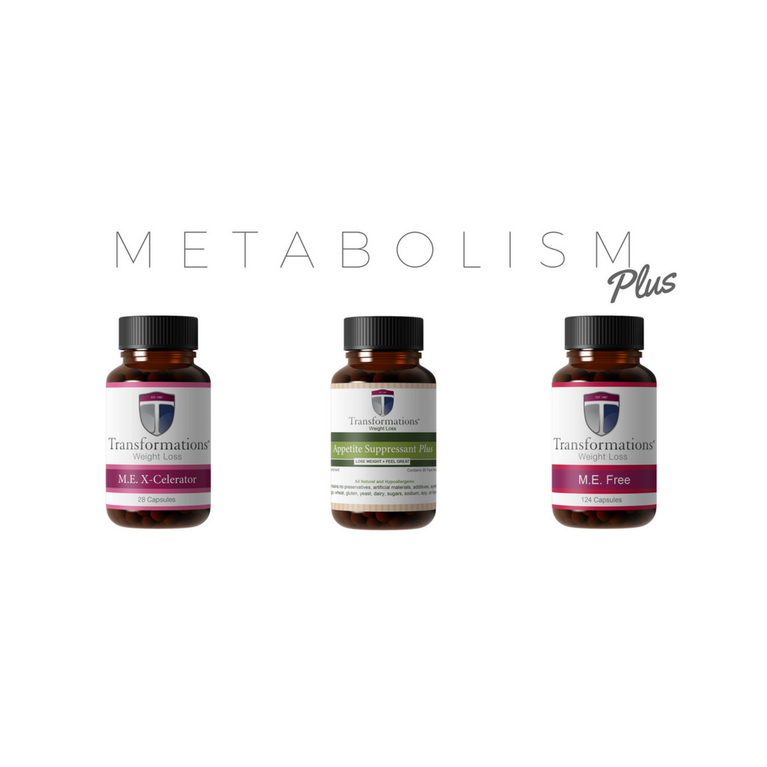 Transformations Medical Weight Loss Metabolism Plus - ME Free