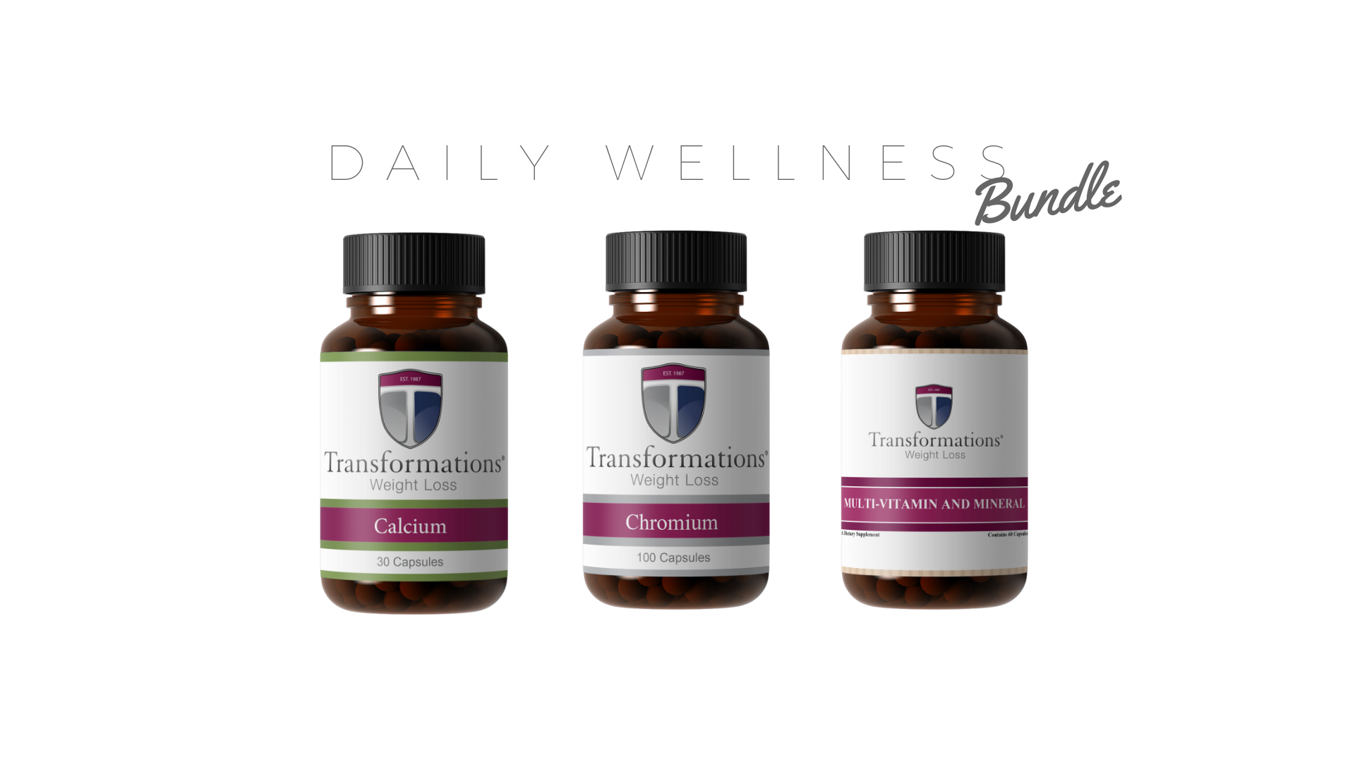 Transformations Medical Weight Loss - Daily Wellness Bundle