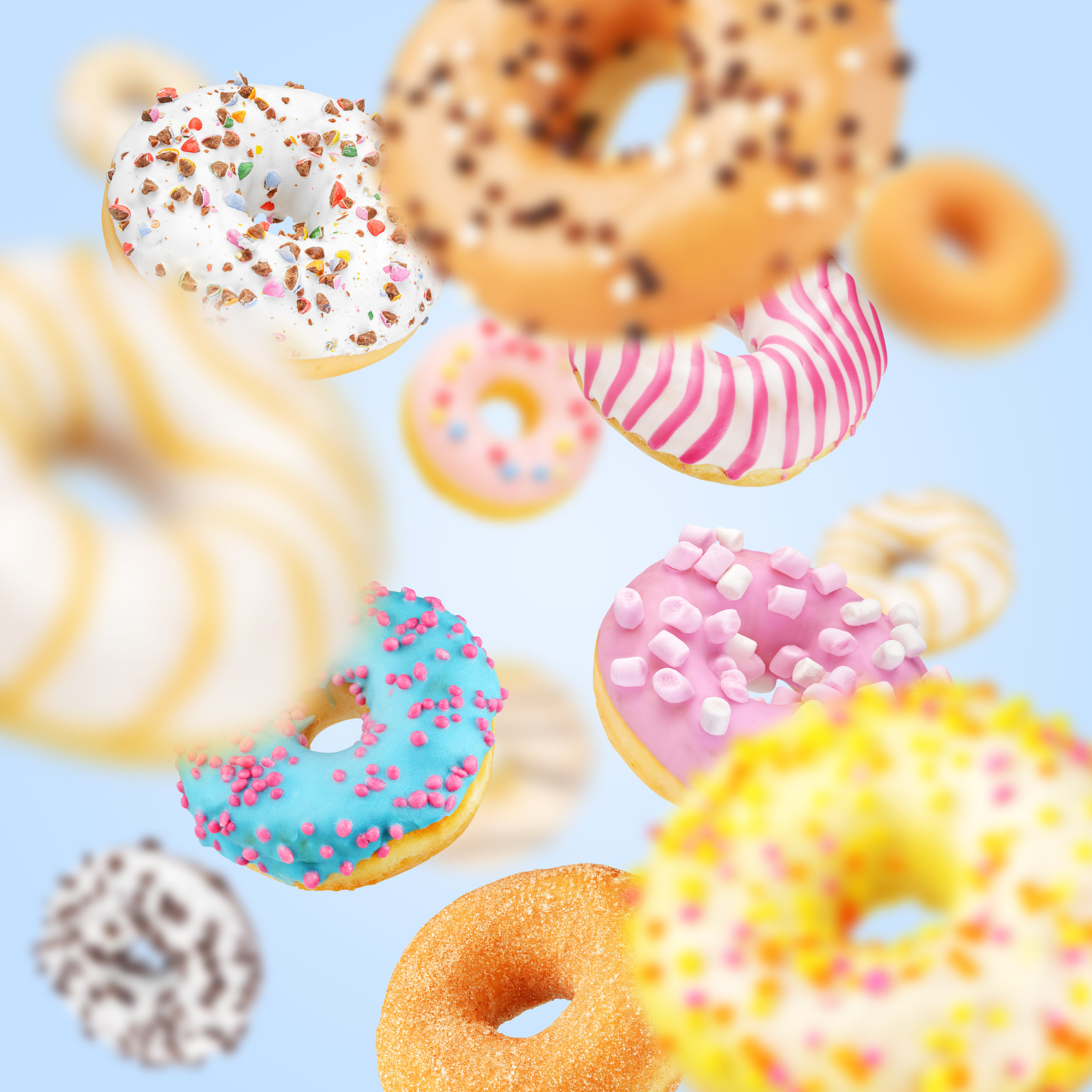3.2 Sugar vs. fat addiction: Is there a difference? -
