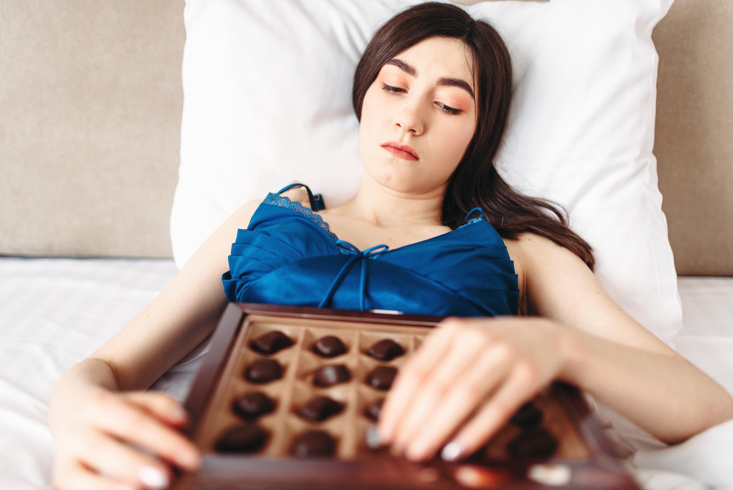 3.3 Stress-induced food-seeking and intake -