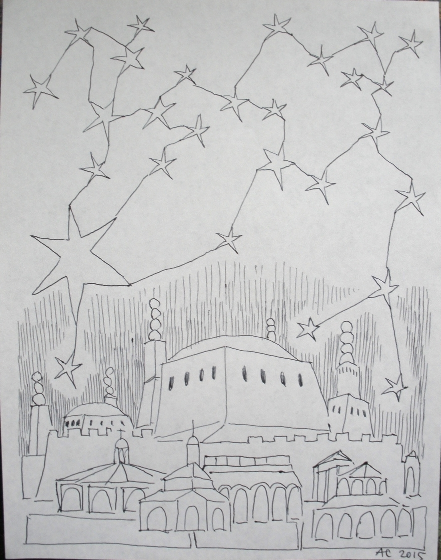 Stars Over the Citadel