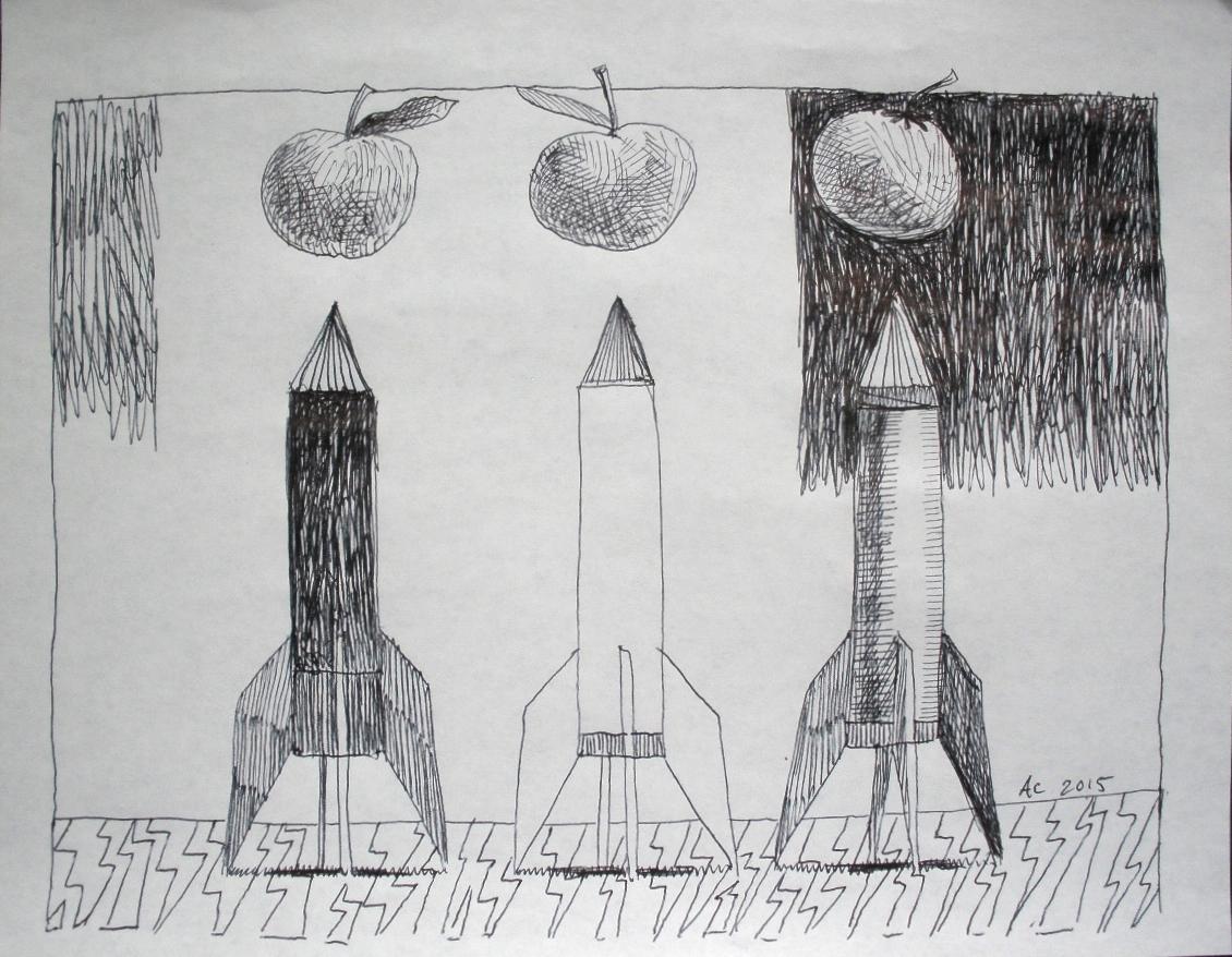 3 Rockets