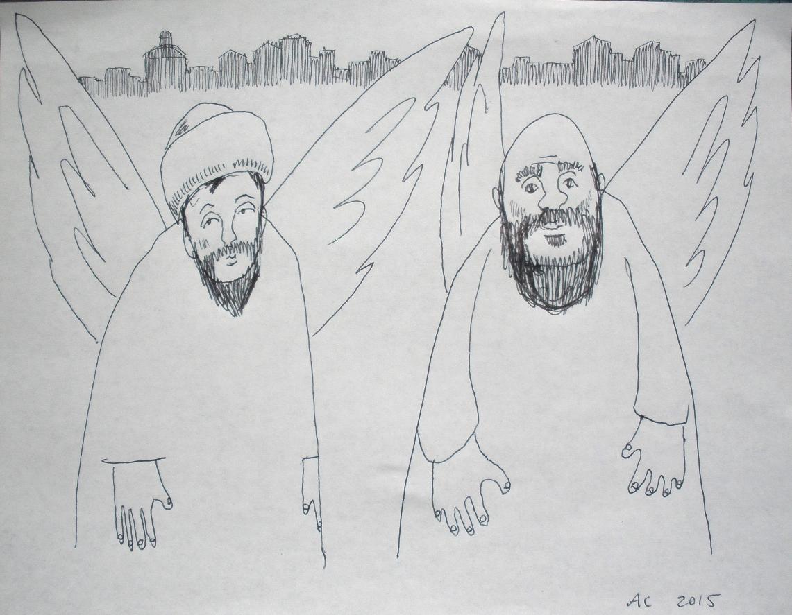bored angels