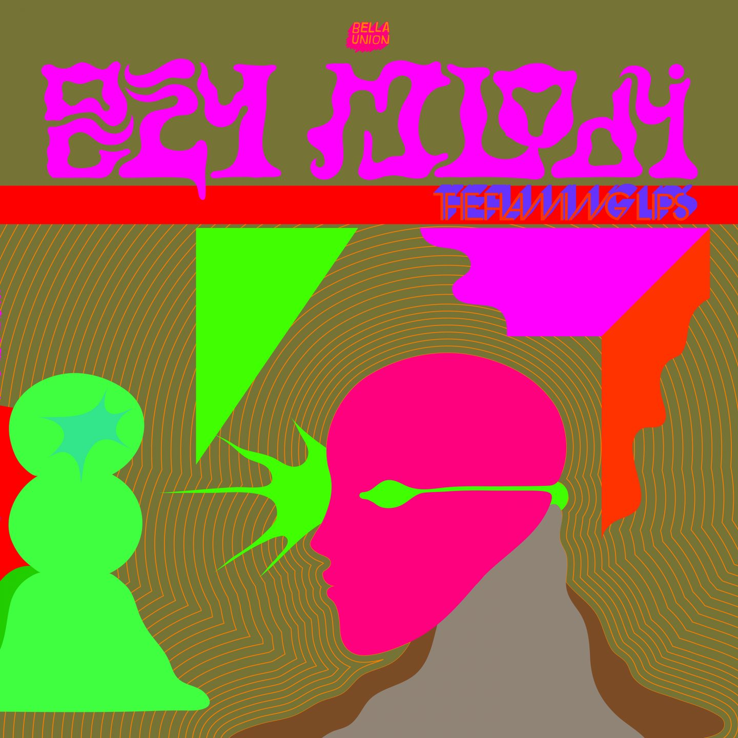 THE FLAMING LIPS // OCZY MLODY