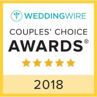 Mountain House Media Wedding Wire Couples Choice Award