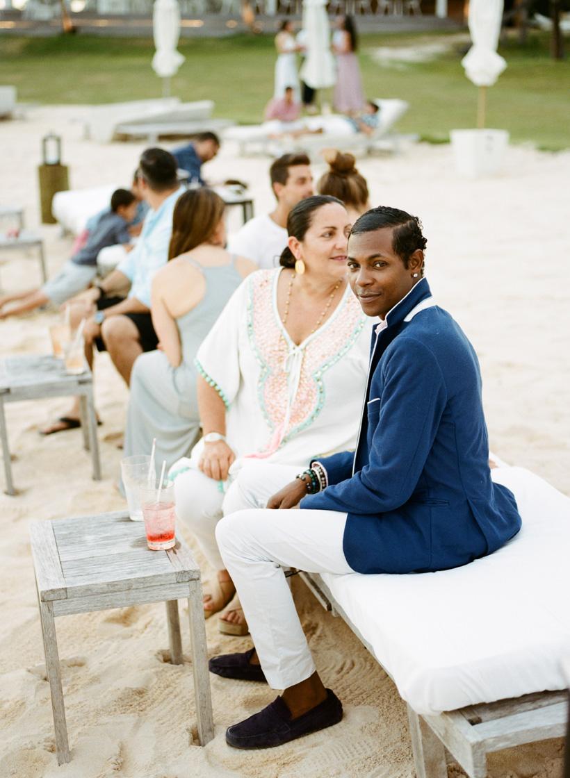 Destination Wedding in Eleuthera, Bahamas