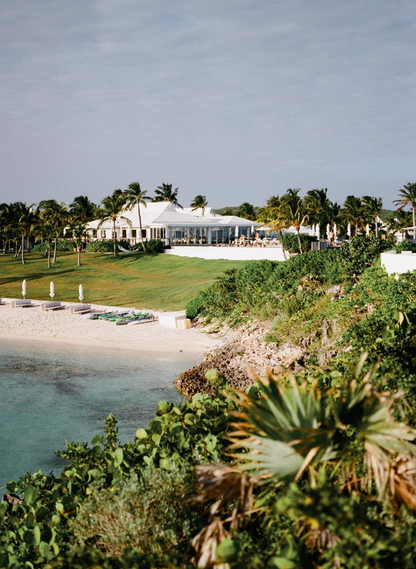 Plan Your Bahamas Destination Wedding at The Cove Eleuthera - photo by Kat Braman
