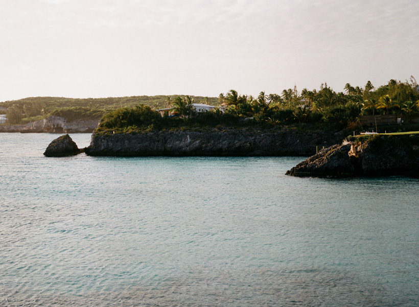 Sunset at The Cove Eleuthera, Bahamas - photo by Kat Braman