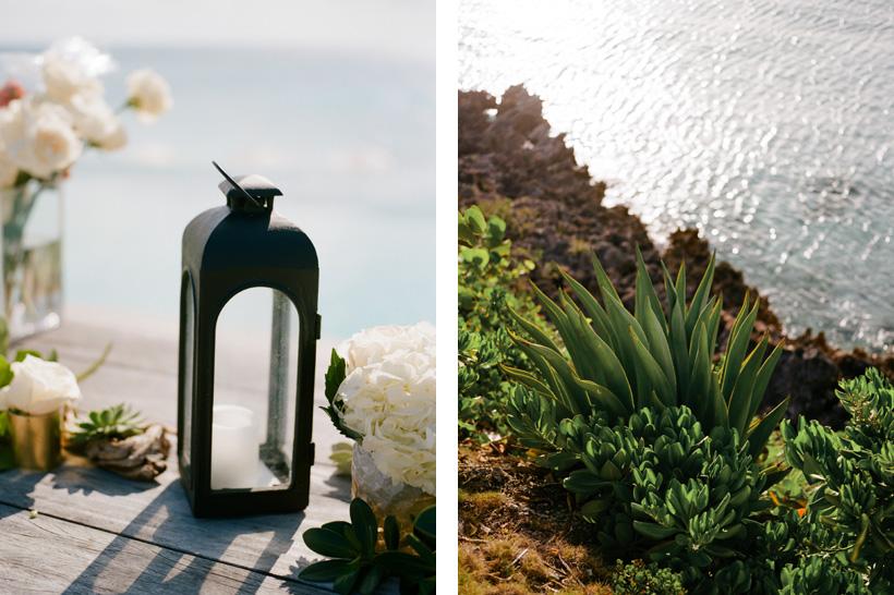 Wedding Reception at The Cove Eleuthera, Bahamas - photos by Kat Braman