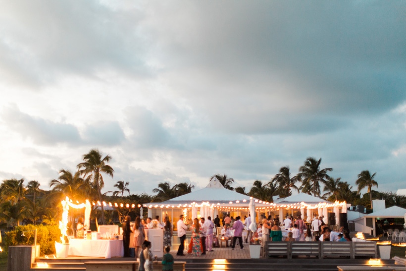 Bahamas Destination Wedding at The Cove Eleuthera - photo by Kat Braman