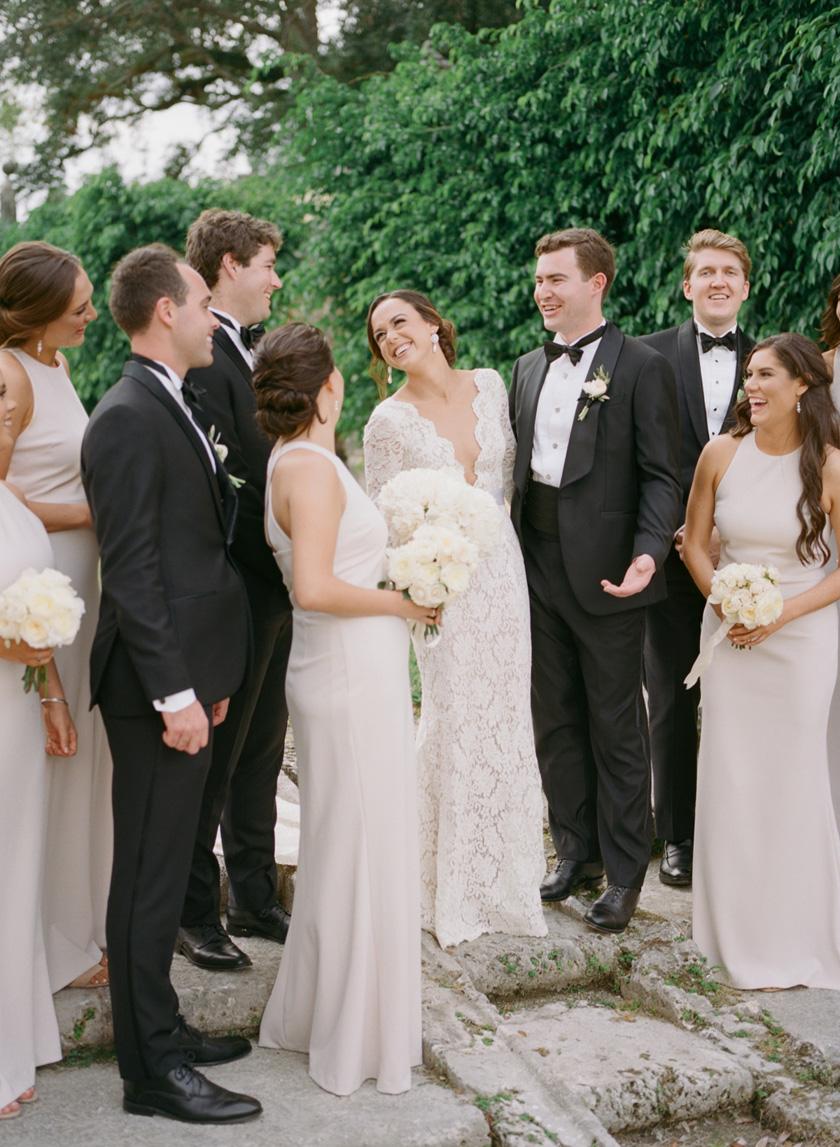 Miami Destination Wedding at Vizcaya