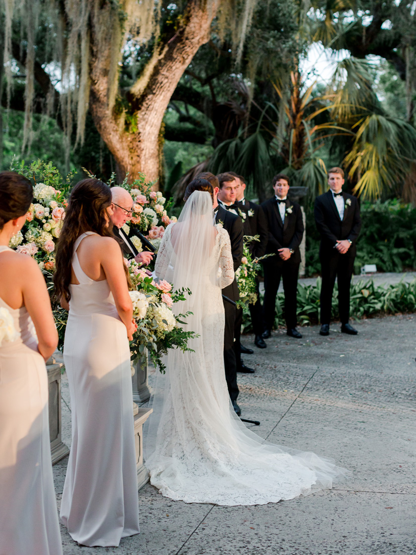 Say I do at Miami's Vizcaya Museum and Gardens
