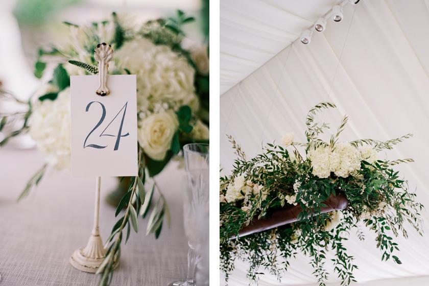 Wedding design ideas at Vizcaya Museum wedding