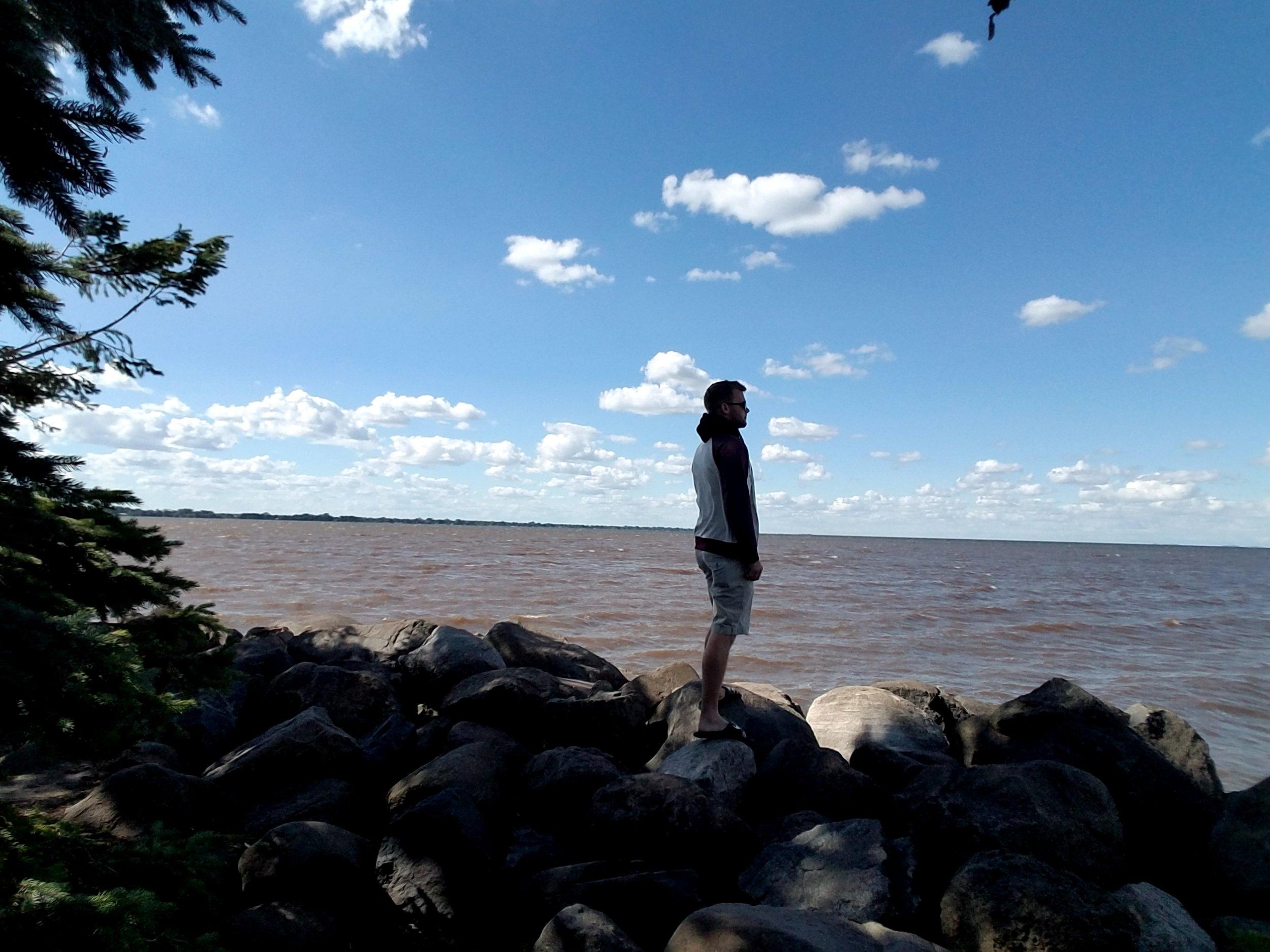 Lake Winnebago, Fond du Lac, Wisconsin