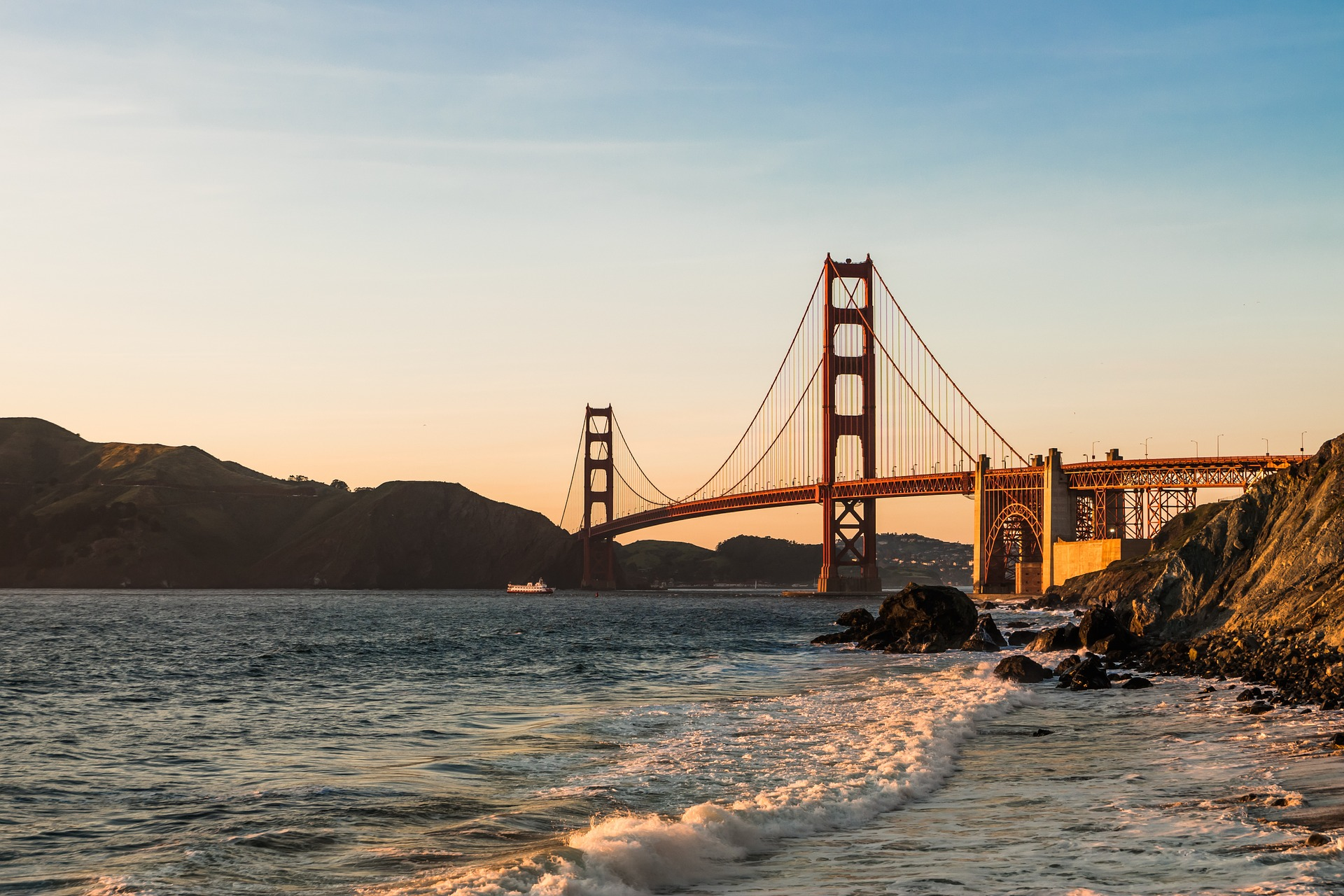 Name that bridge! (Image:  Pixabay )