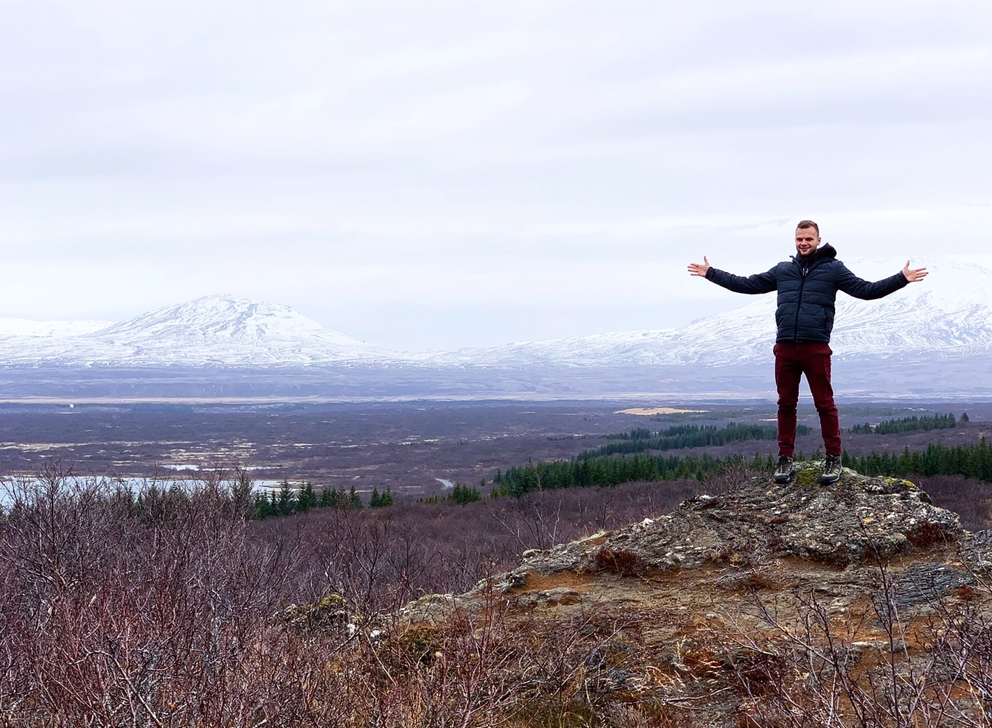 Wide open spaces in Þingvellir National Park (Photo: Ryan Pienta)