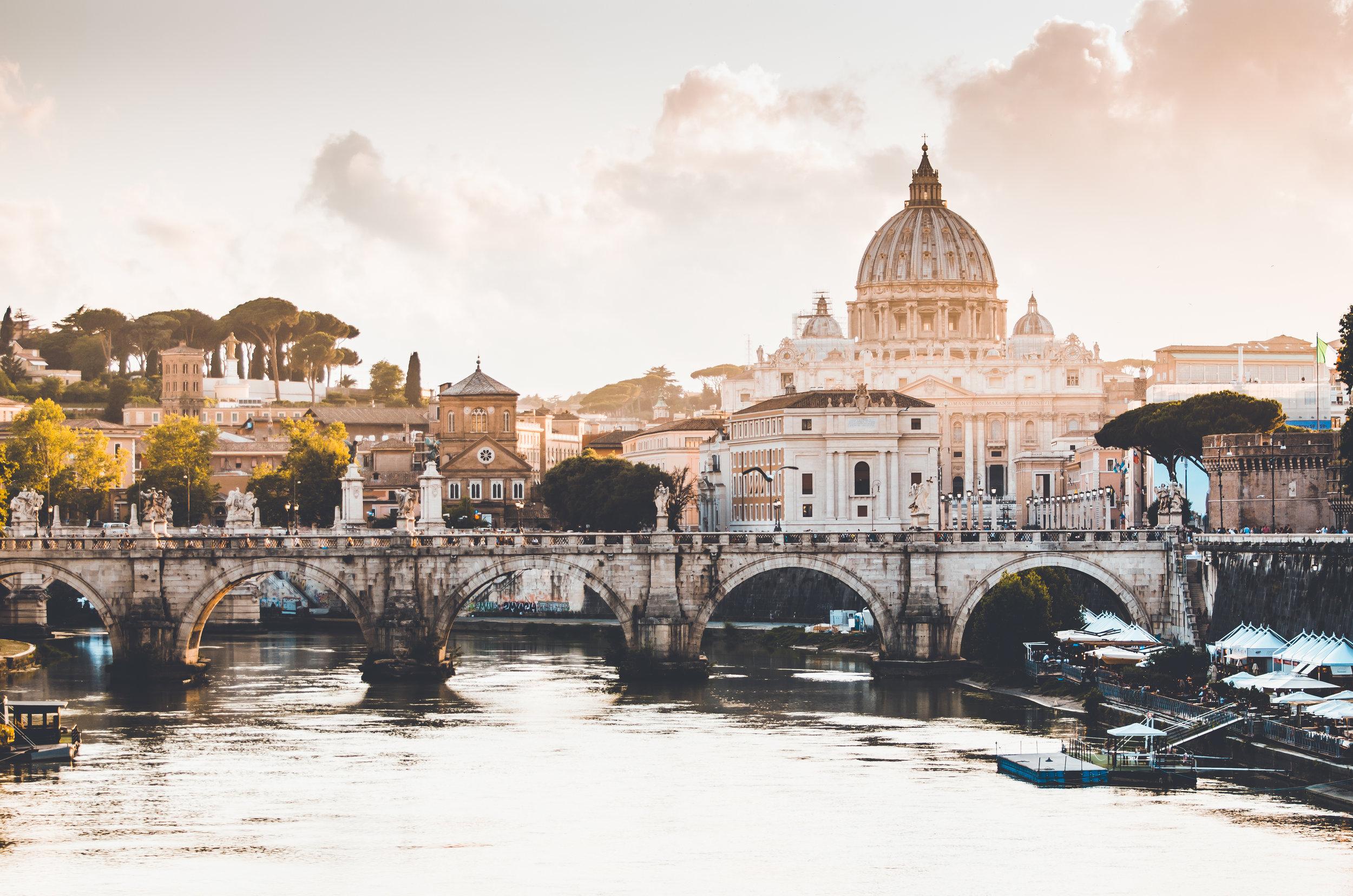 Vatican City (Image: Christopher Czermak,  Unsplash )