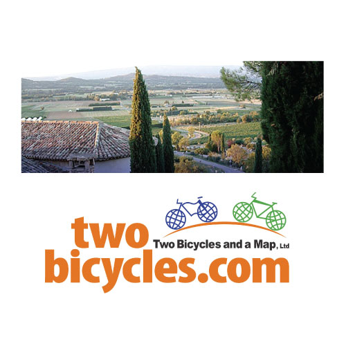 Producing friendly and scenic cycling tours for over 20 years! Learn more:  http://www.twobicycles.com
