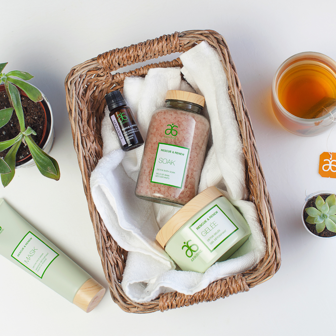 Rescue & Renew - Shop from an assortment of Taking inspiration from ancient Ayurvedic spa treatments, this holistic approach to wellness focuses on the body's flow of energy for the ultimate in self-care. Shop essential oils, body scrubs, facial masks, and more.