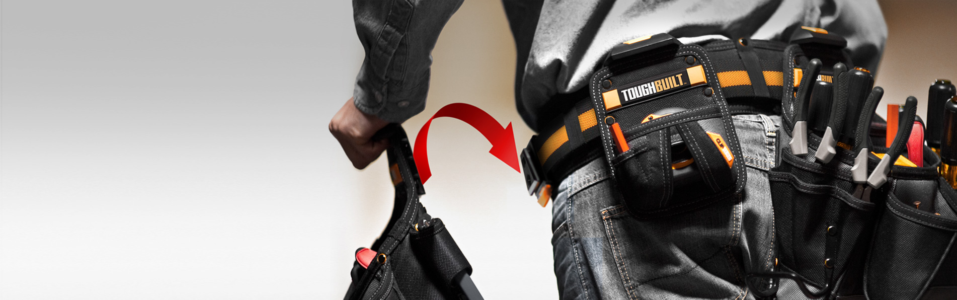 CLIPTECH TOOL BELTS, POUCHES, & BAGS