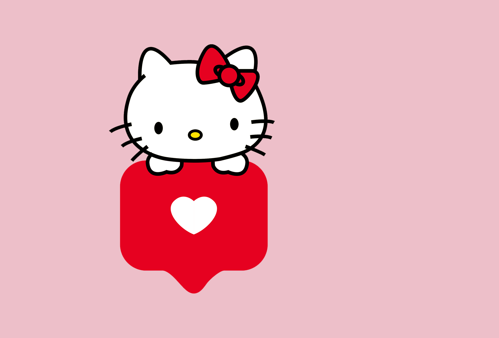 Hello Kitty x Linda Lê - A self initiated project for my friend Linda Lê who competed in the World Kendo Championship 2018, representing Great Britain. I have attended many classes with her outside of Kendo, from Aerial Hoop to the standard gym session - almost as a good luck charm I set out to create a set of vinyl cut stickers of her favourite character Hello Kitty, clothes and embodied with her (Linda's) characteristics. These are not intended for mass distribution, but for personal use.