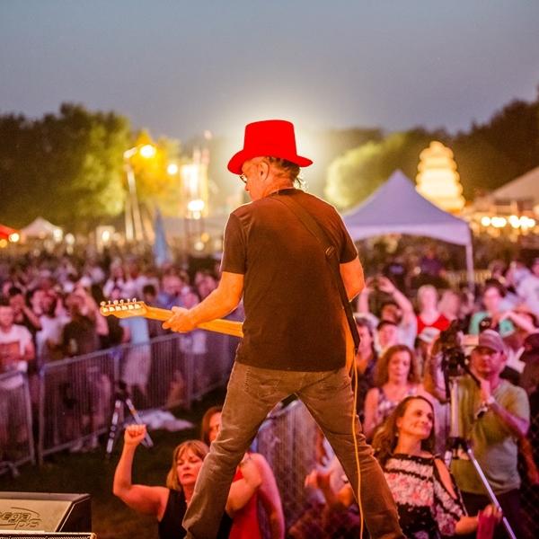 The Greater Denton Arts Council is a proud sponsor of Denton's Arts & Jazz Festival. Photo © Ed Steele Photography LLC