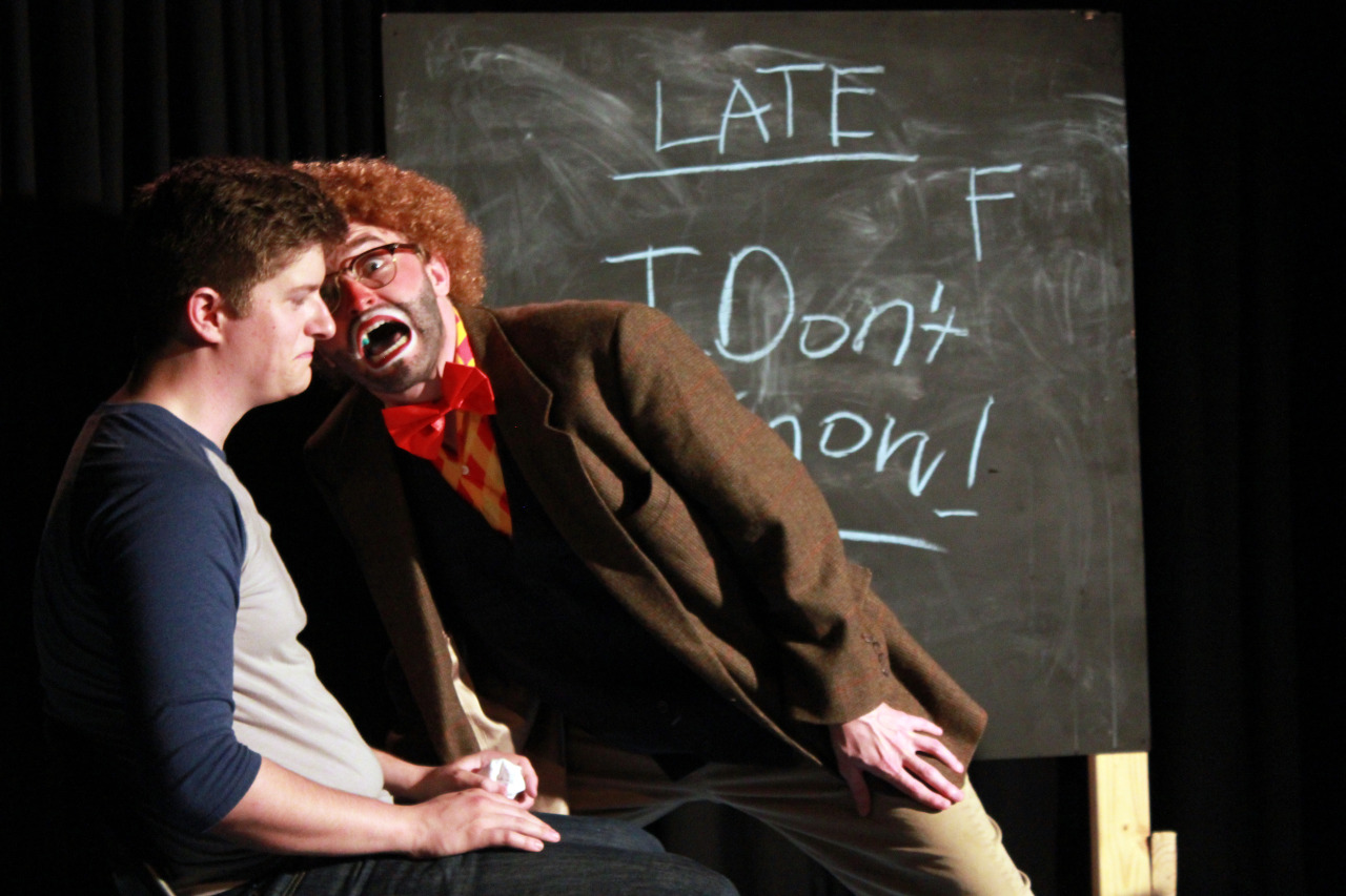Jacob Monroe Hates Clowns, Photo by Lauren Moore