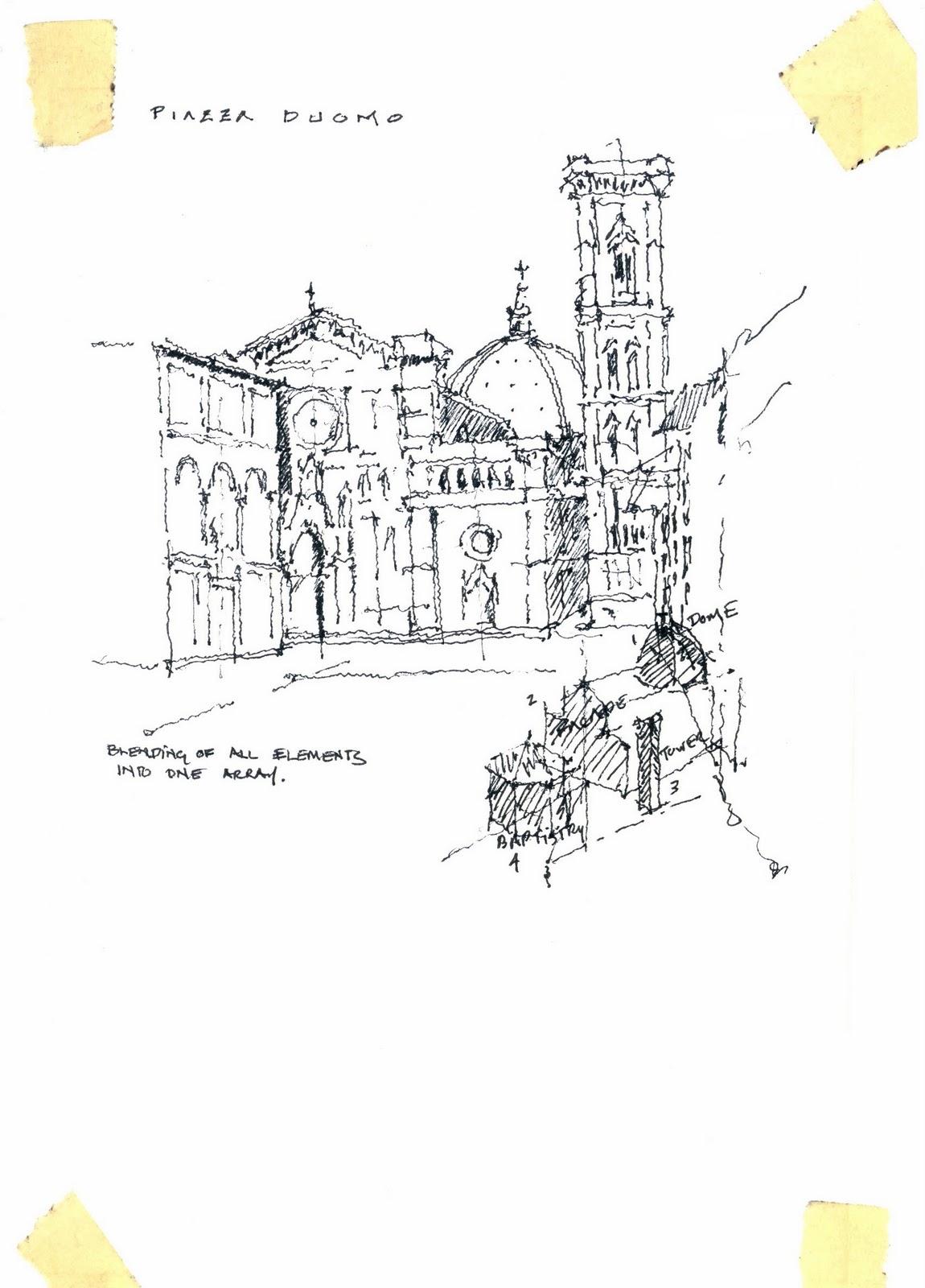 Il Duomo a Firenze (Nima Yadollahpour)