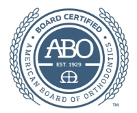 Seal Certifying Dr. Walied Touni is a Board Certified Orthodontist