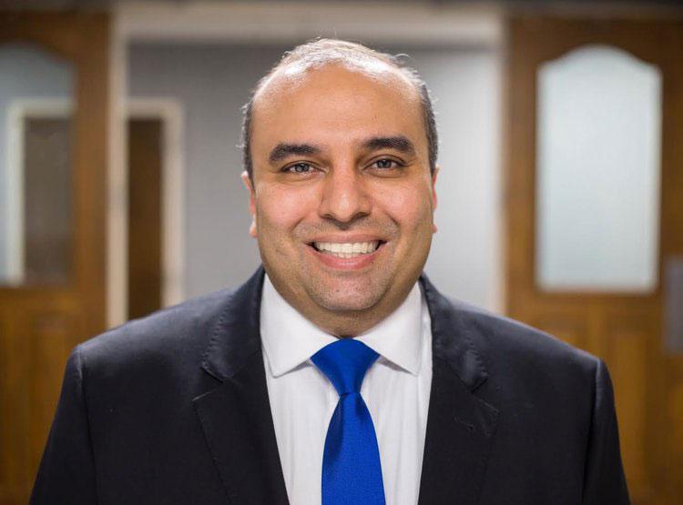 Dr. Walied Touni, Certified Board Orthodontist