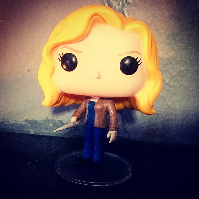 Look out, #YoungMary #Pop is comin' for ya! Beautifully crafted by #LittlePopWork