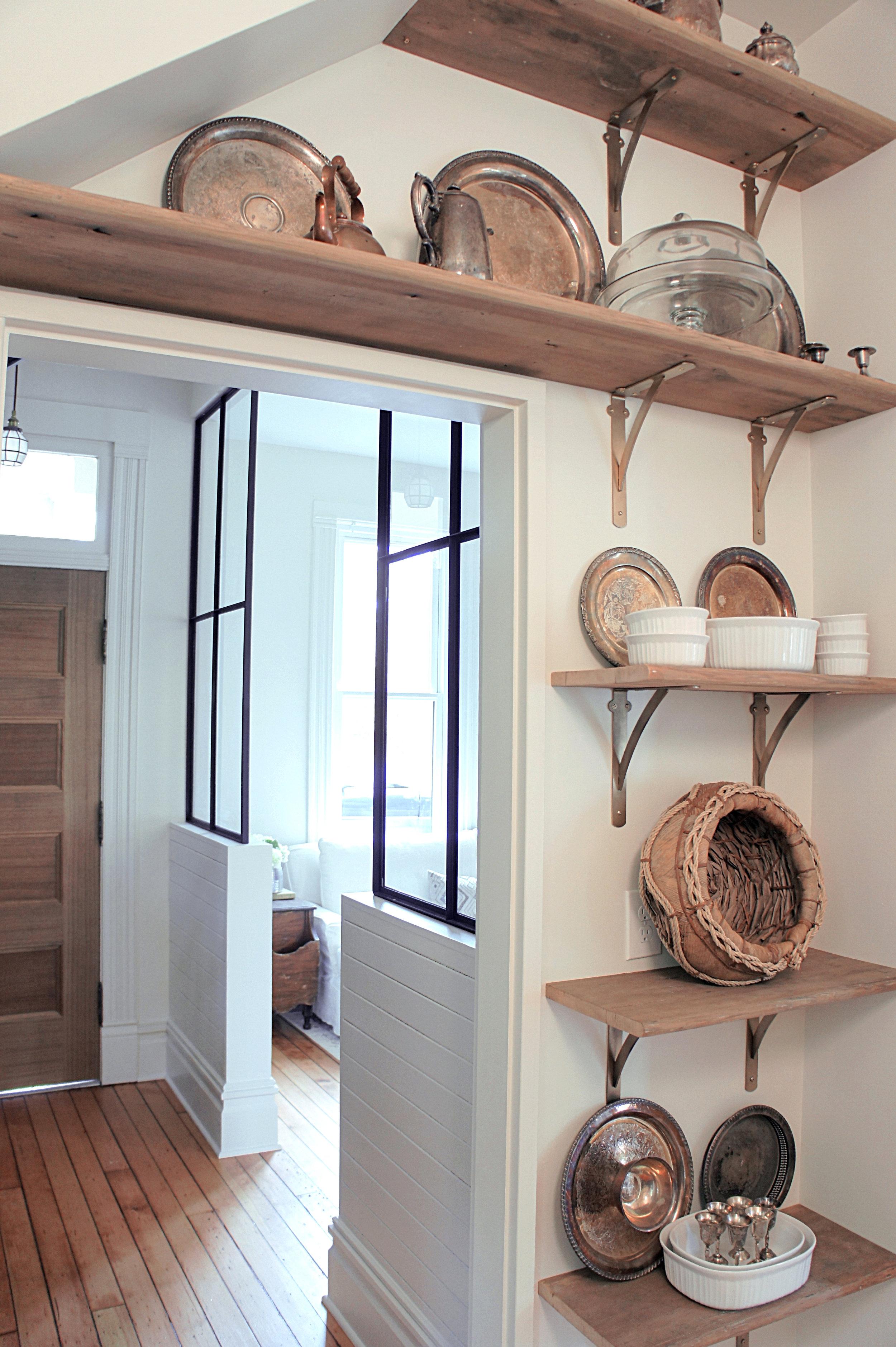 Kitchen Shelving by Kaemingk Design
