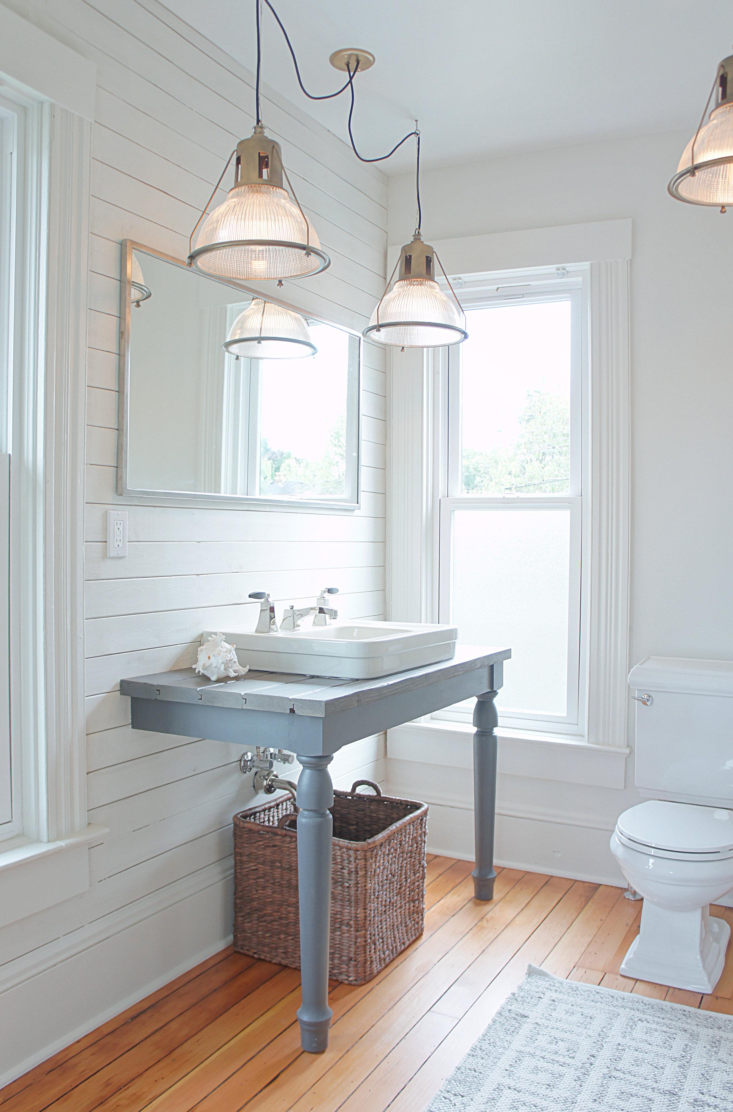Farmhouse Bathroom by Kaemingk Design