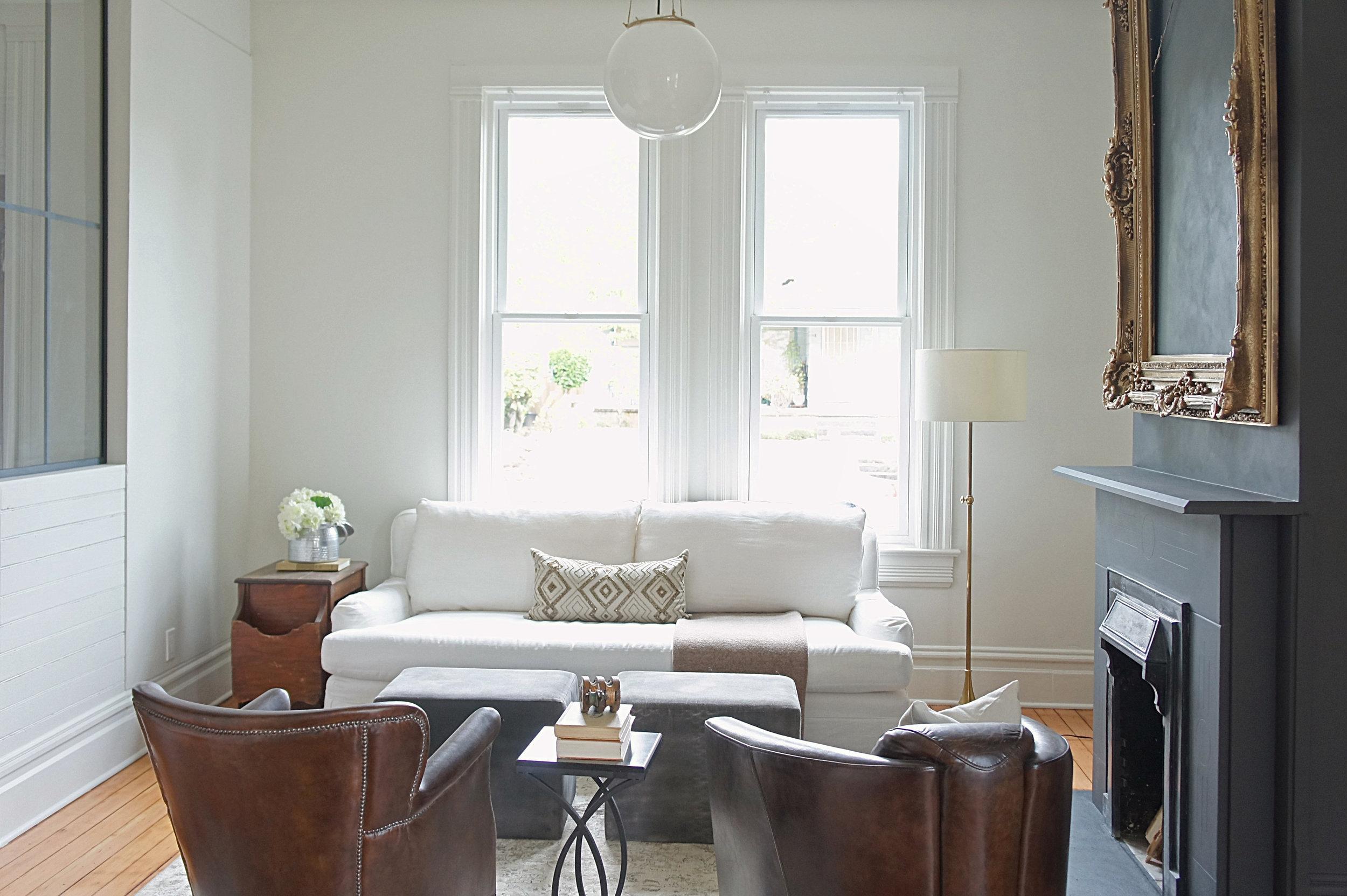Victorian Living Room by Kaemingk Design