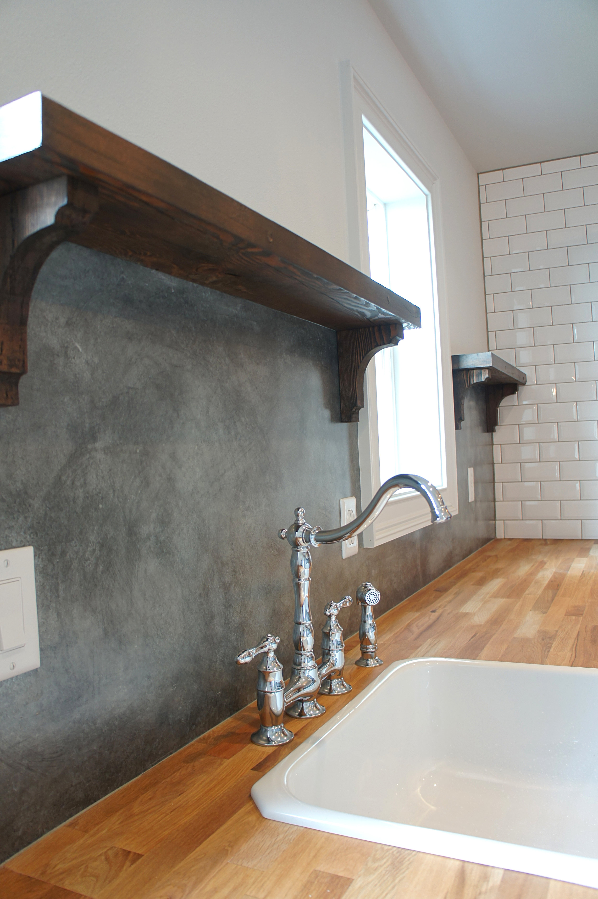 Kitchen Backsplash by Kaemingk Design