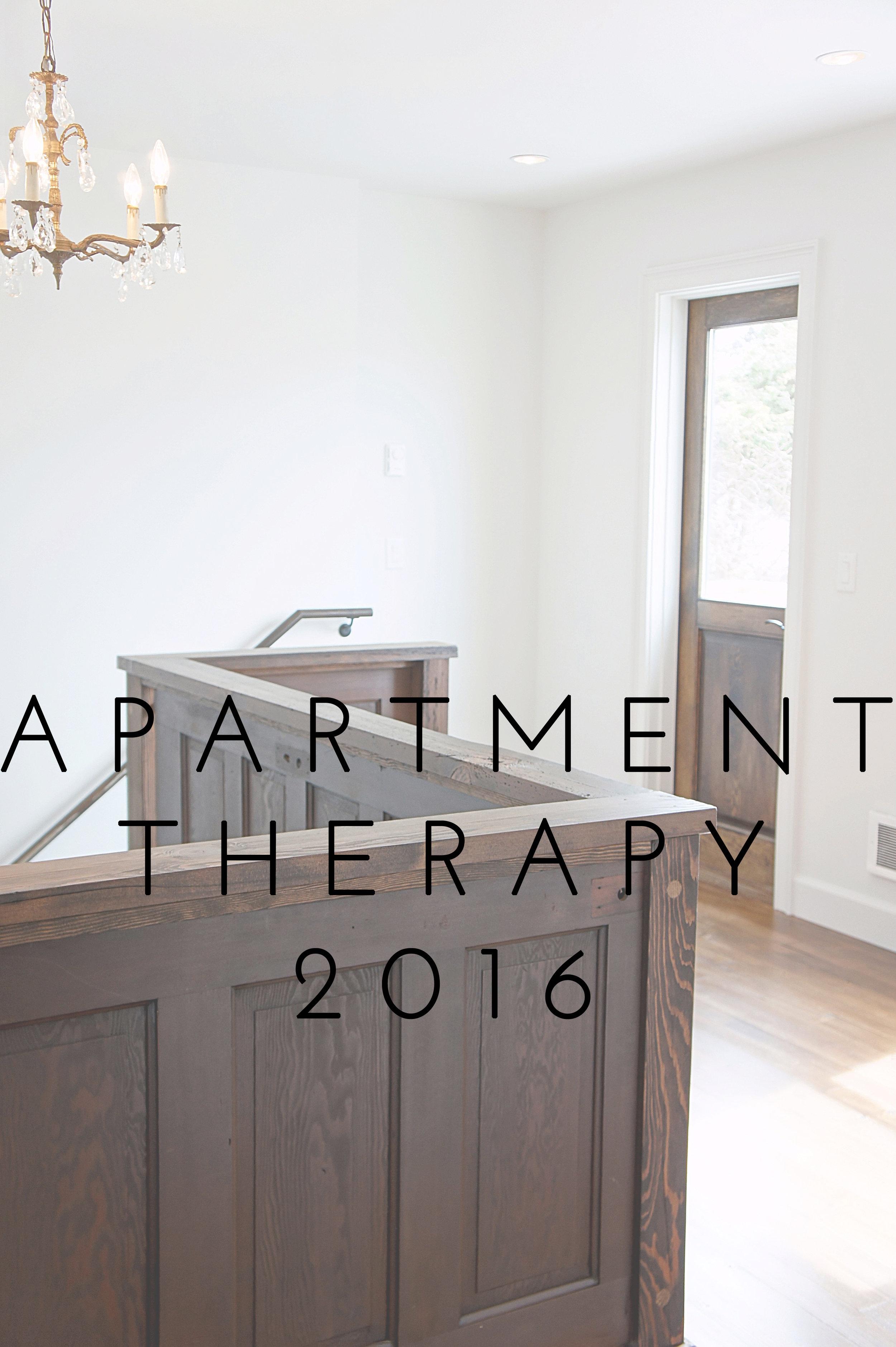 Kaemingk Design Apartment Therapy 2016