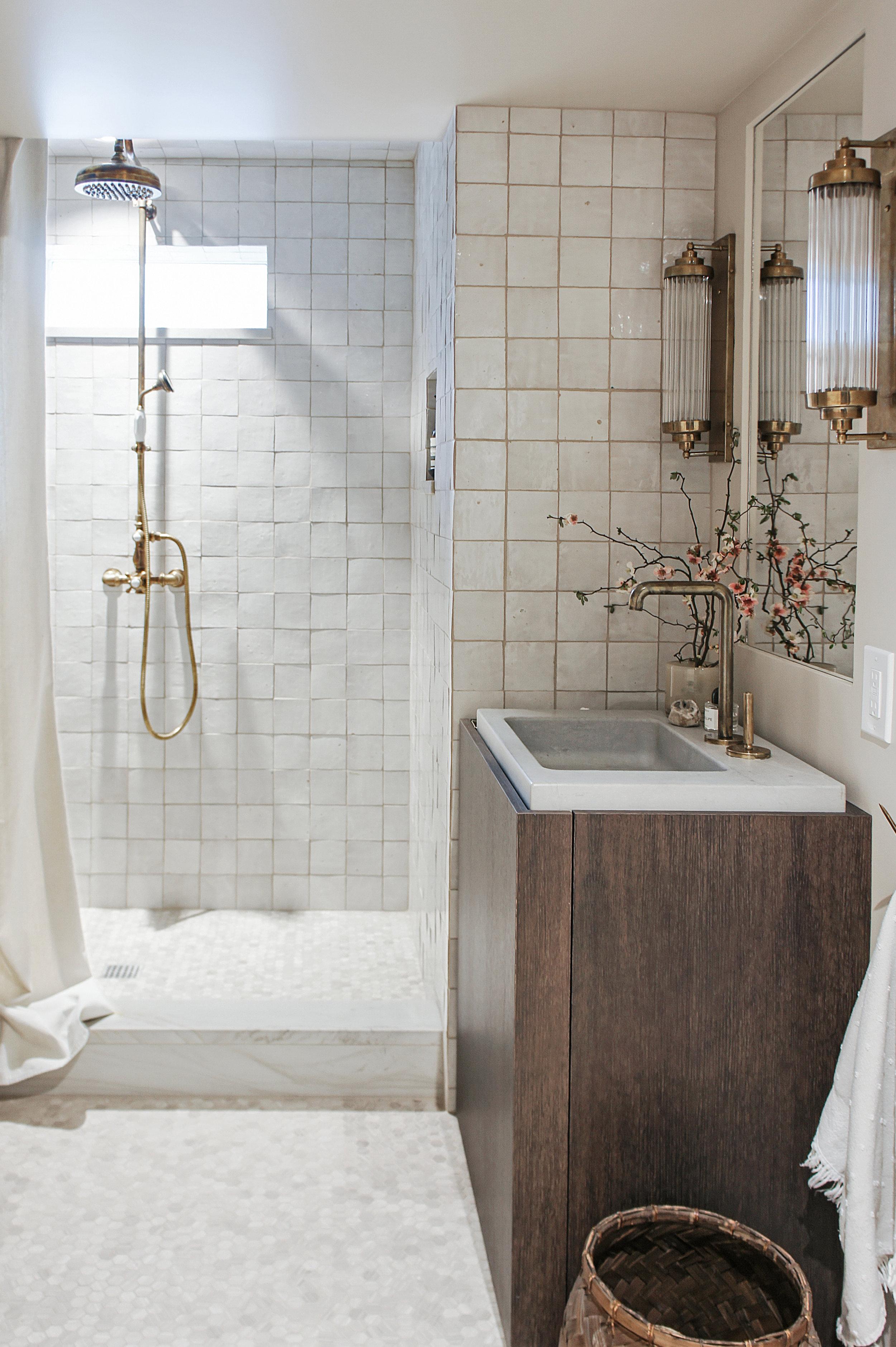 Kaemingk Design Rustic Modern Bathroom