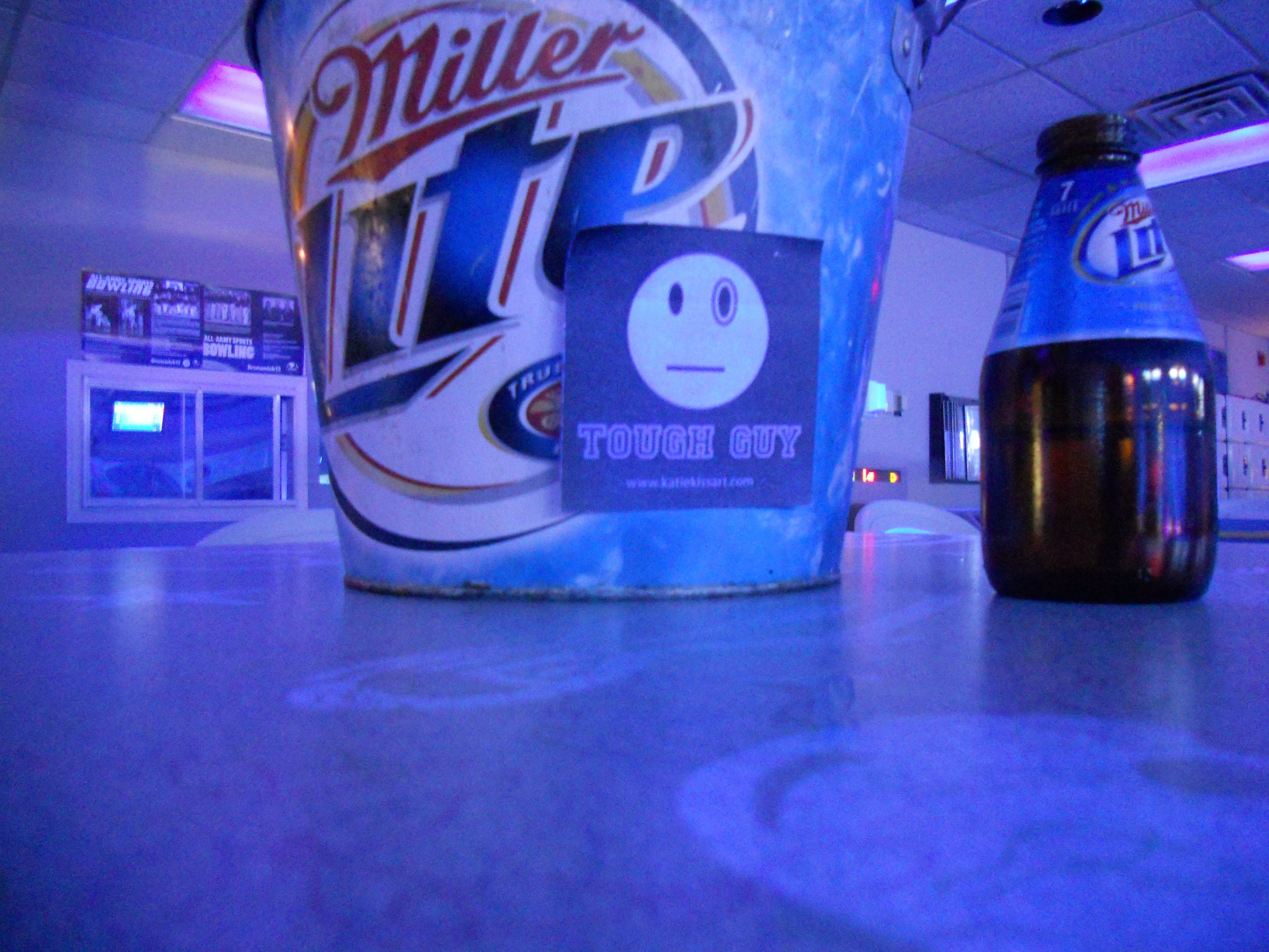 Fort Meyers' Bowling Alley