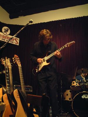 me at steamers jazz club in fullerton, ca